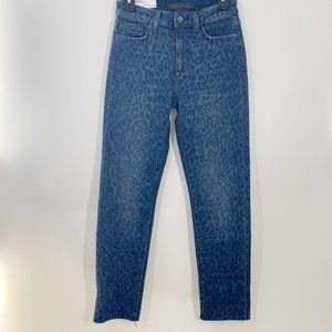 Joe's The Milla High-Rise Straight Ankle Jeans
